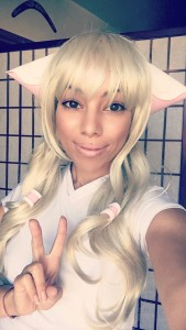 Chi Chobits Halloween Costume
