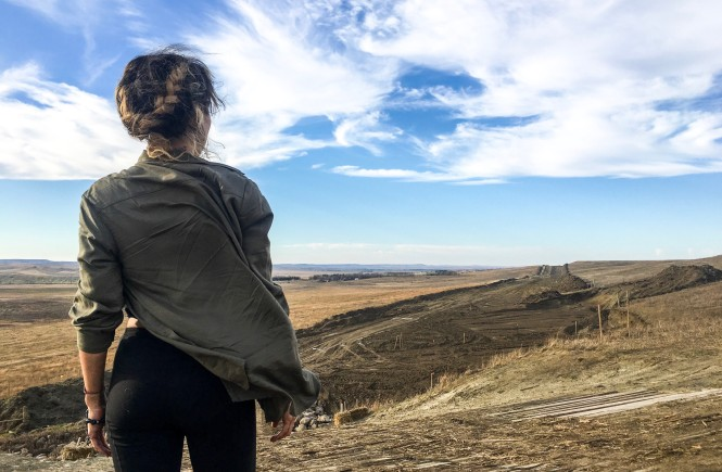 No DAPL Standing Rock Oceti Sakowin Camp