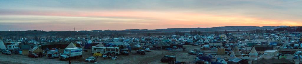 Standing Rock Oceti Sakowin Camp