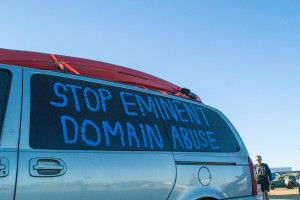 Stop eminent domain abuse