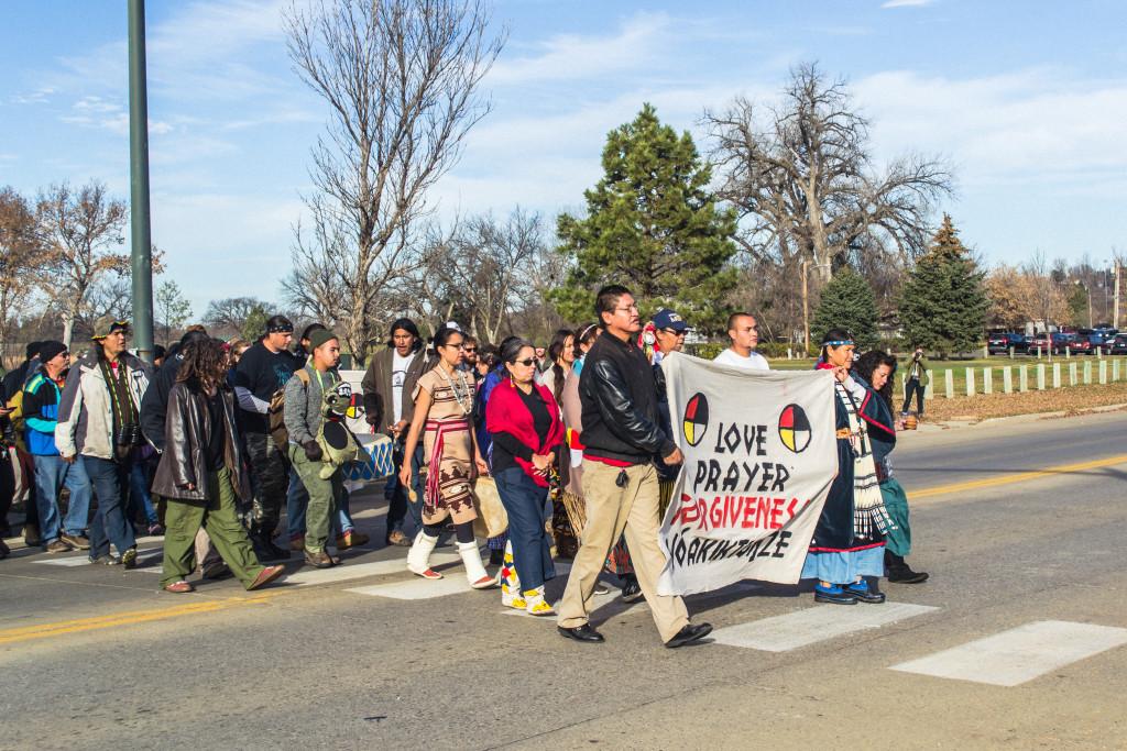 Standing Rock Oceti Sakowin Camp-18
