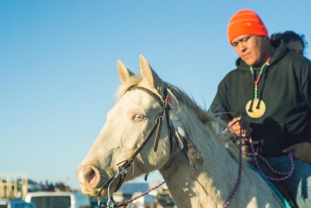 Standing Rock Oceti Sakowin Camp-8