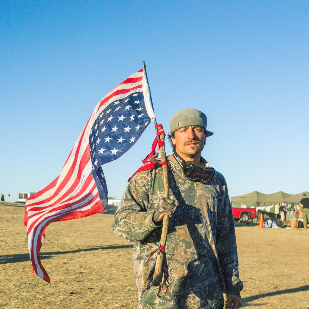 Standing Rock Oceti Sakowin Camp-9