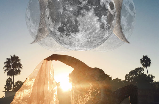 Full Moon Harvet Moon Moon Magic AStrology Venus Mars Astronomy