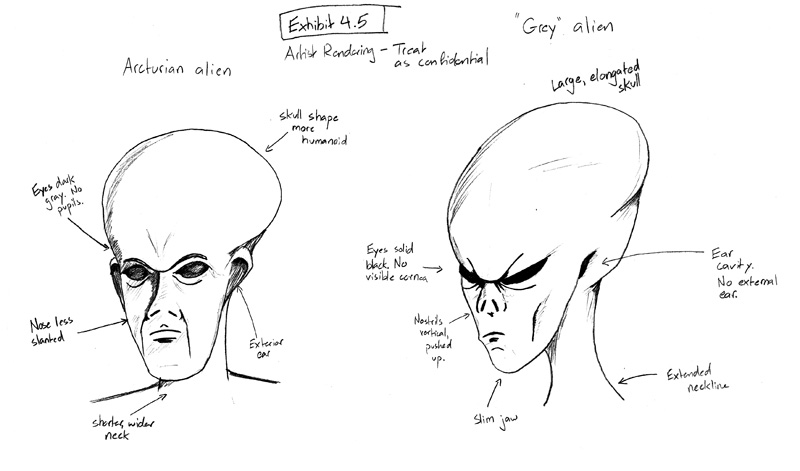 arcturians the greys aliens extraterrestrial